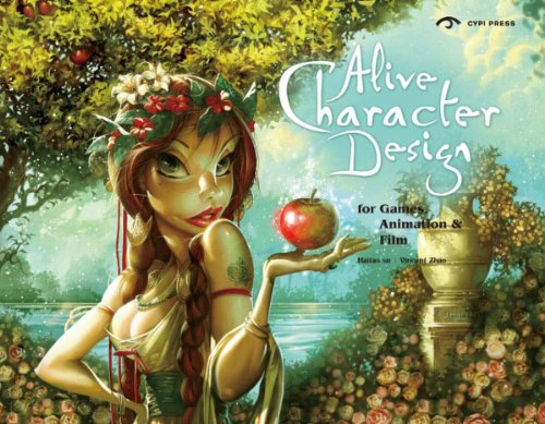 9780956288073: Alive Character Design: For Games, Animation and Film