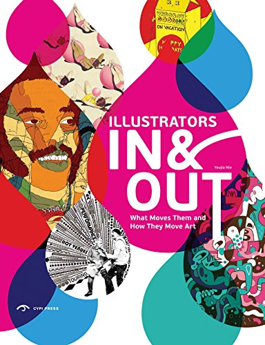 9780956288097: Illustrators in and Out: What Moves Them and How They Move Art