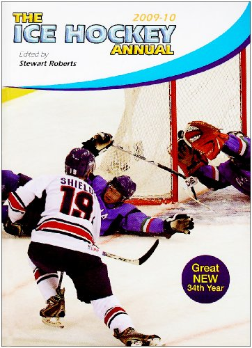 9780956294302: The Ice Hockey Annual 2009-2010