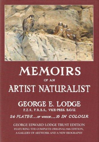 9780956294616: Memoirs of an Artist Naturalist: George Edward Lodge Trust Edition