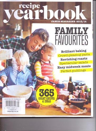 9780956300454: Jamie Magazine Recipe Yearbook 2013/14