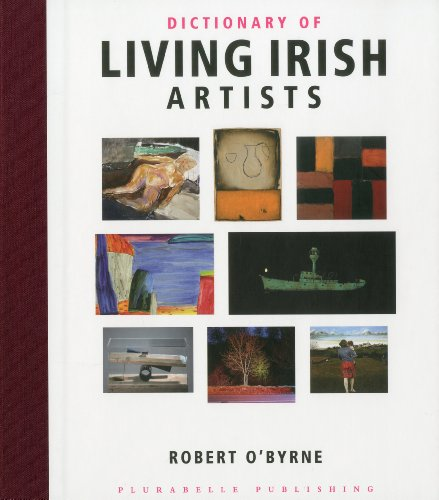 9780956301109: Dictionary of Living Irish Artists