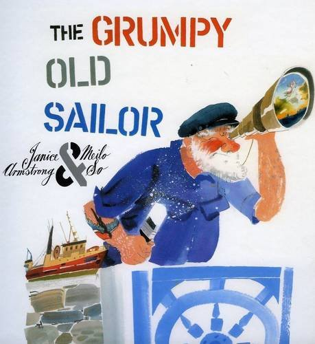 The Grumpy Old Sailor: Janice Armstrong