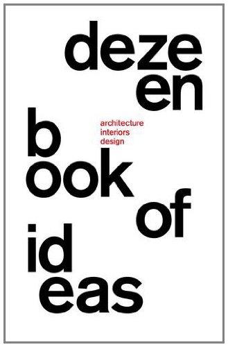 9780956309822: Dezeen Book of Ideas