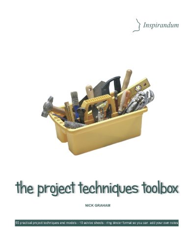 9780956314406: The Project Techniques Toolbox