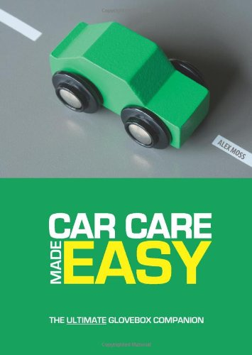 9780956344304: Car Care Made Easy: The Ultimate Glovebox Companion