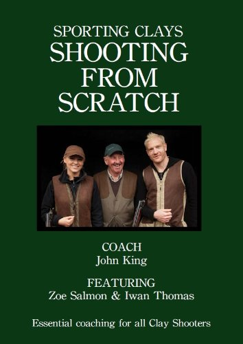 9780956346186: Sporting Clays Shooting from Scratch DVD