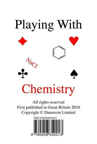 Playing with Chemistry (9780956350213) by David Rogers; Arwyn Bailey