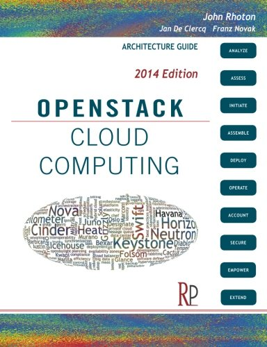 OpenStack Cloud Computing: Architecture Guide: Rhoton, John