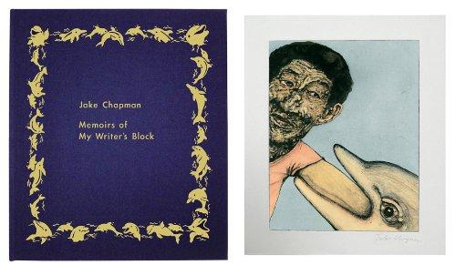 9780956356215: Jake Chapman: Memoirs of My Writer's Block