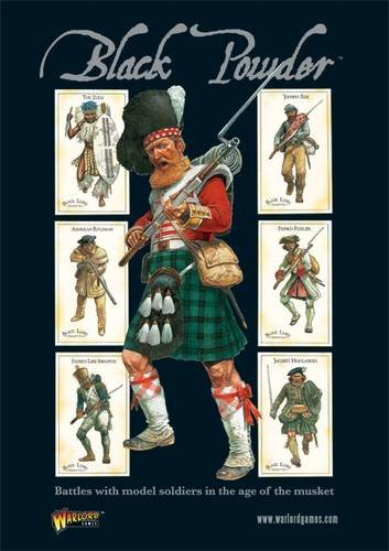 9780956358103: Black Powder: Battles with Model Soldiers in the Age of the Musket