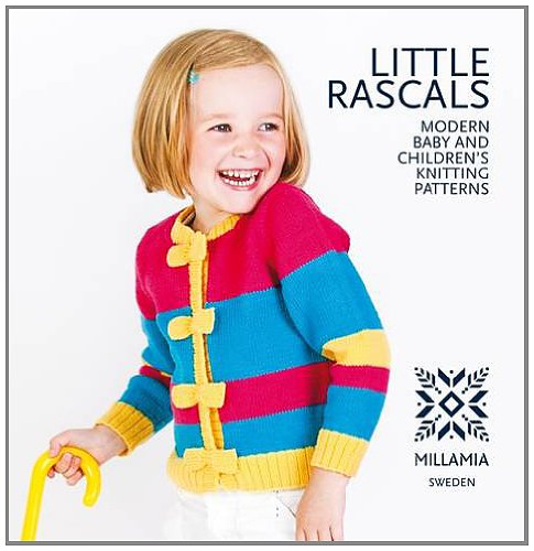 9780956365859 Little Rascals Modern Baby And Childrens Knitting