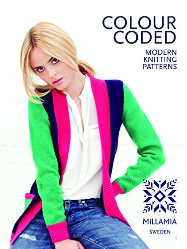 9780956365873 Colour Coded Modern Knitting Patterns Abebooks