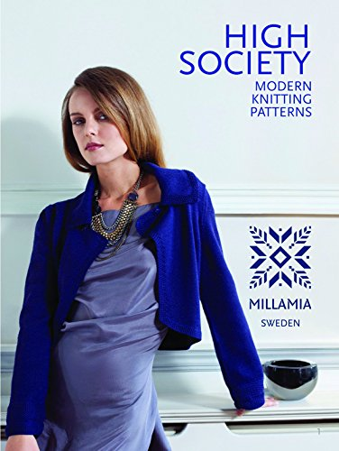 9780956365880: High Society (Modern Knitting Patterns)