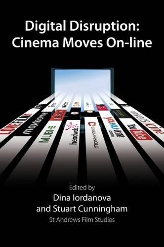 9780956373090: Digital Disruption: Cinema Moves On-Line