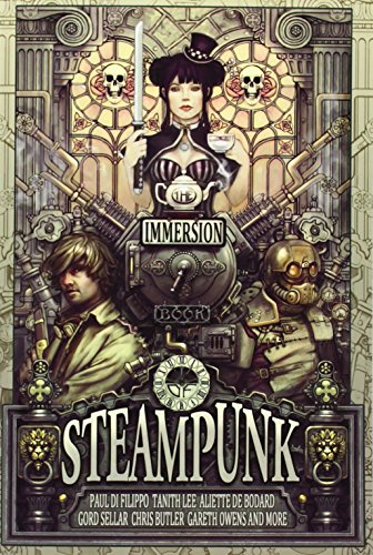 9780956392442: The Immersion Book of Steampunk