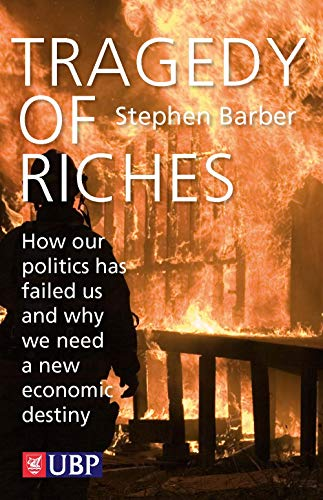 9780956395238: Tragedy of Riches: How our Politics has Failed Us and Why We Need a New Economic Destiny