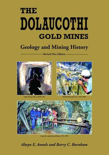9780956396556: The Dolaucothi Gold Mines: Geology and Mining History