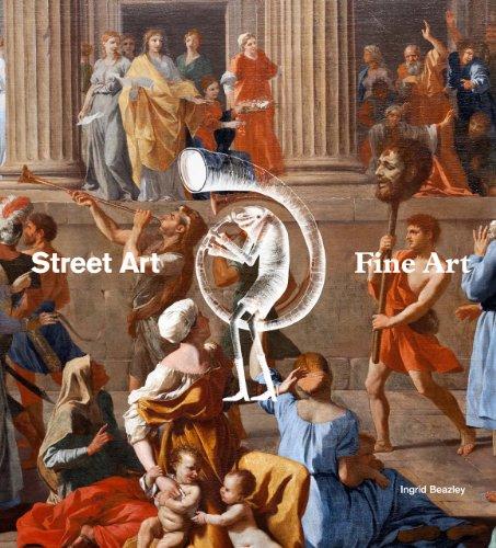 Street Art Fine Art (Hardback): Ingrid Beazley