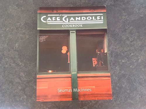 Cafe Gandolfi Cookbook
