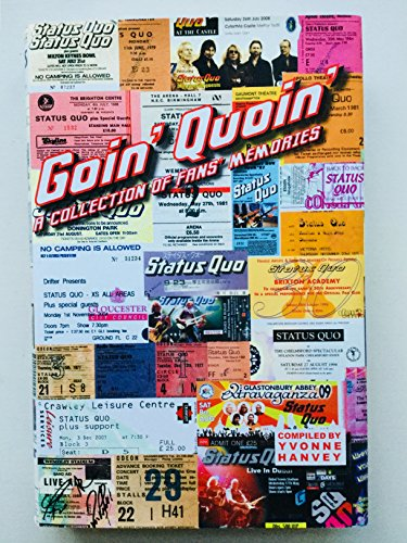 9780956414601: Goin' Quoin' - a Collection of Fans Memories