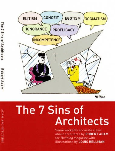 9780956414618: The 7 Sins of Architects