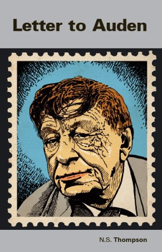 9780956417510: Letter to Auden