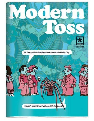 9780956419132: Modern Tossah Gerry This Is Steven... Issue 7