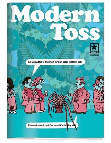 9780956419132: Modern Toss: Ah Gerry This is Steven... Issue 7