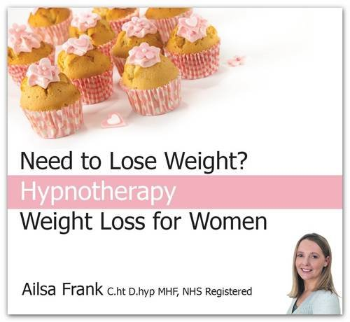 9780956421654: Weight Loss for Women: Change Your Eating Habits with Hypnotherapy