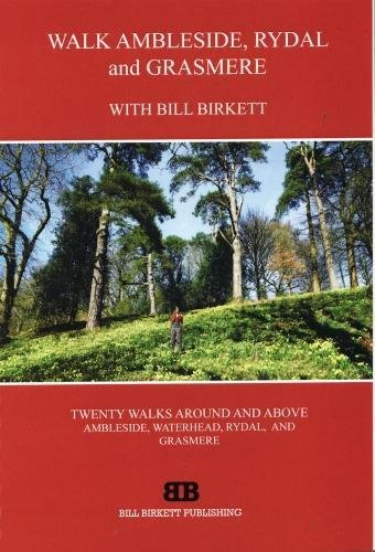 9780956429612: Walk Ambleside, Rydal and Grasmere: Twenty Walks Around and Above Ambleside, Waterhead, Rydal and Grasmere (Walk the)