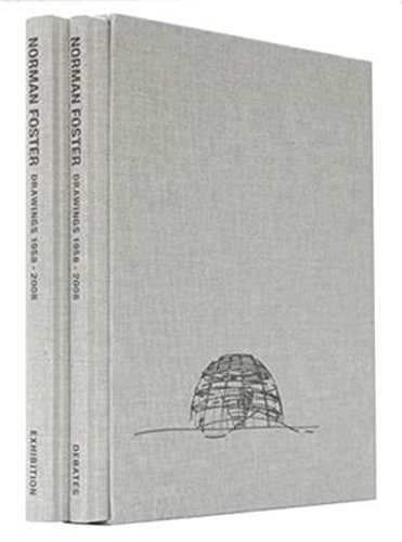 9780956433923: Norman Foster Drawings 1958-2008 (IVORY PRESS)