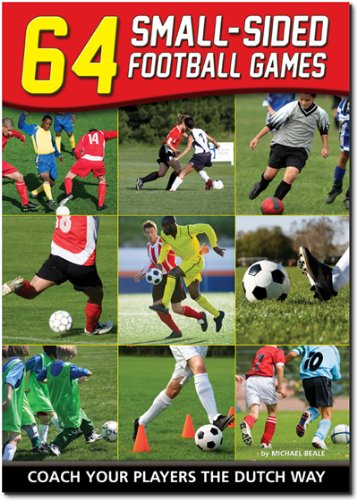 9780956436535: 64 Small Sided Football Games