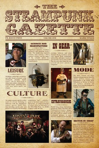 9780956438263: The Steampunk Gazette