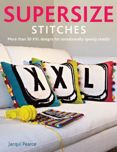 9780956438287: Supersize Stitches