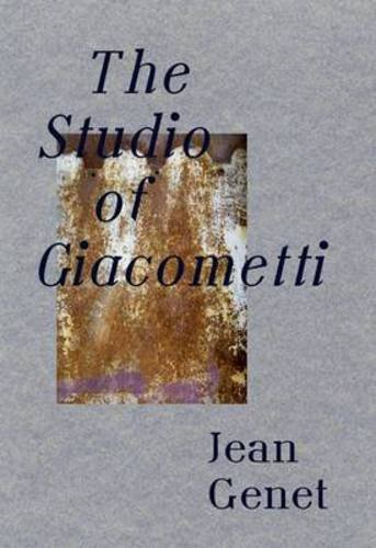 9780956441911: Studio of Giacometti
