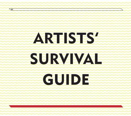9780956441980: Artists' Survival Guide