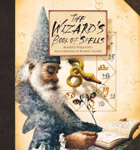 9780956444844: The Wizard's Book of Spells