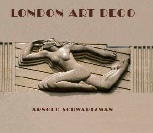 9780956444875: London Art Deco