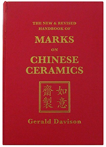 9780956451811: The New and Revised Handbook of Marks on Chinese Ceramics