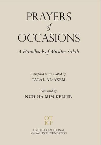 9780956455802: Prayers of Occasions: A Handbook of Muslim Salah
