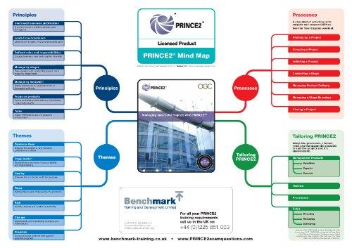 9780956462909: Prince2 Process Flow Diagram