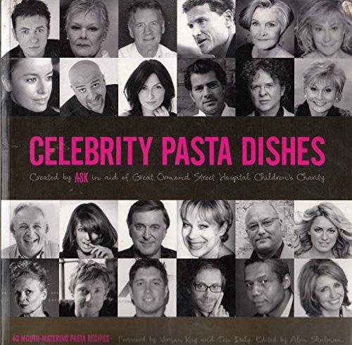 9780956474902: Celebrity Pasta Dishes