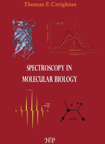 9780956478153: Spectroscopy in Molecular Biology