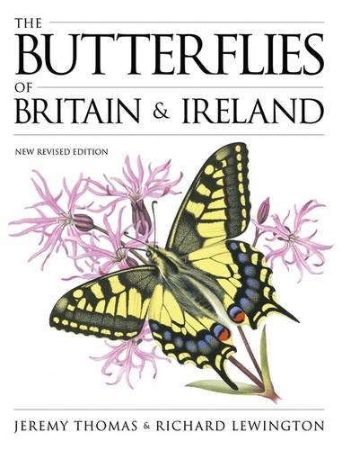 The Butterflies of Britain and Ireland (Paperback): Jeremy Thomas