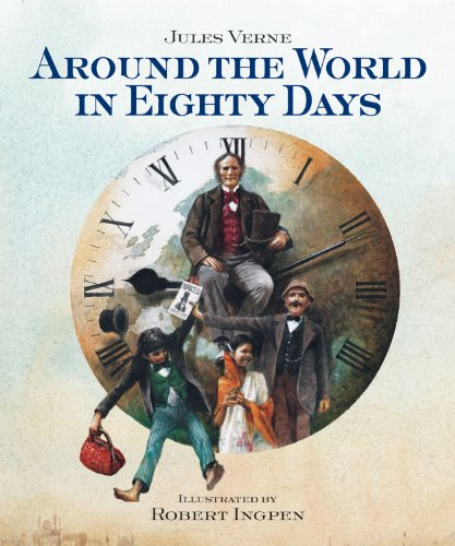 9780956494252: Around the World in Eighty Days