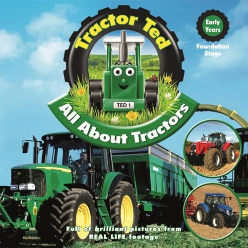 9780956499929: Tractor Ted All About Tractors