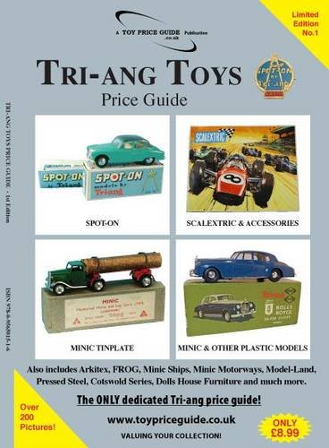 9780956501516: Tri-ang Toy Price Guide