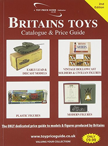 9780956501523: Britains Toy Price Guide