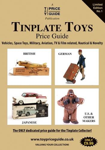 9780956501592: Tinplate Toys Price Guide